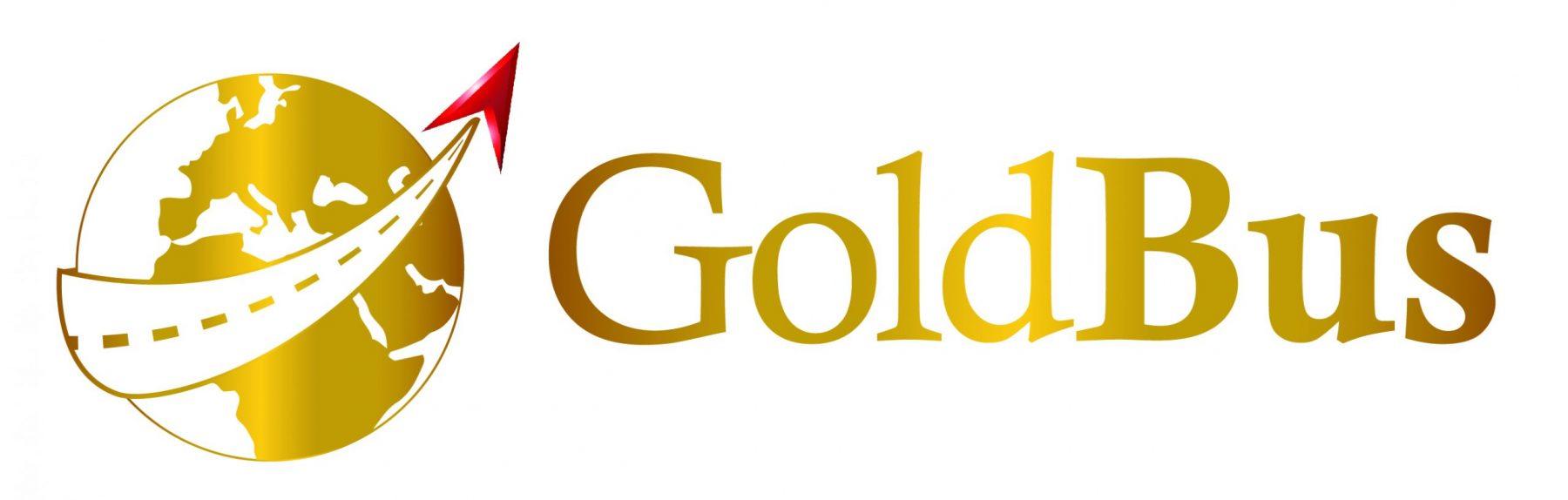 Logo Goldbus - tipo calistoMT-01
